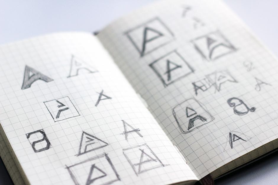 създаване на лого