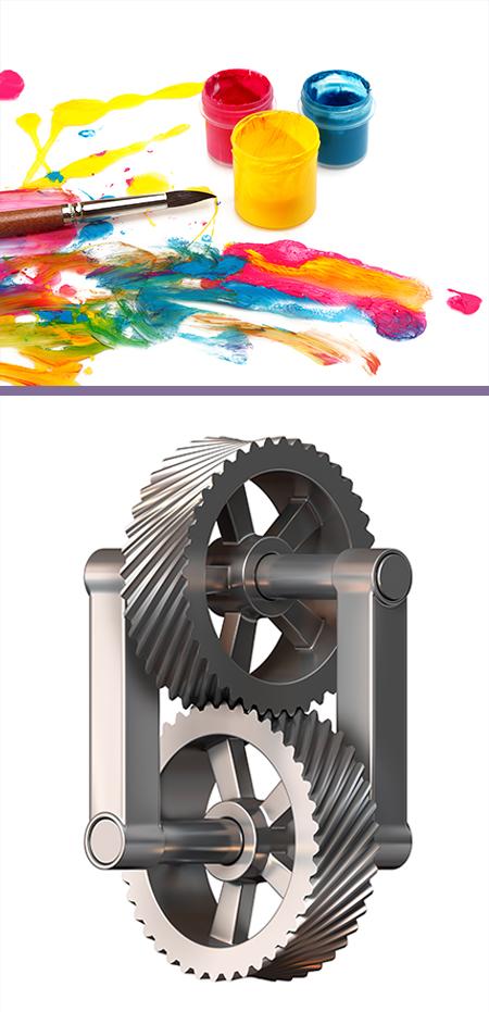 Разлики на графичния дизайн