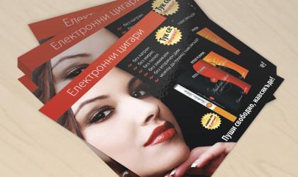 Рекламни листовки и стикери за врата