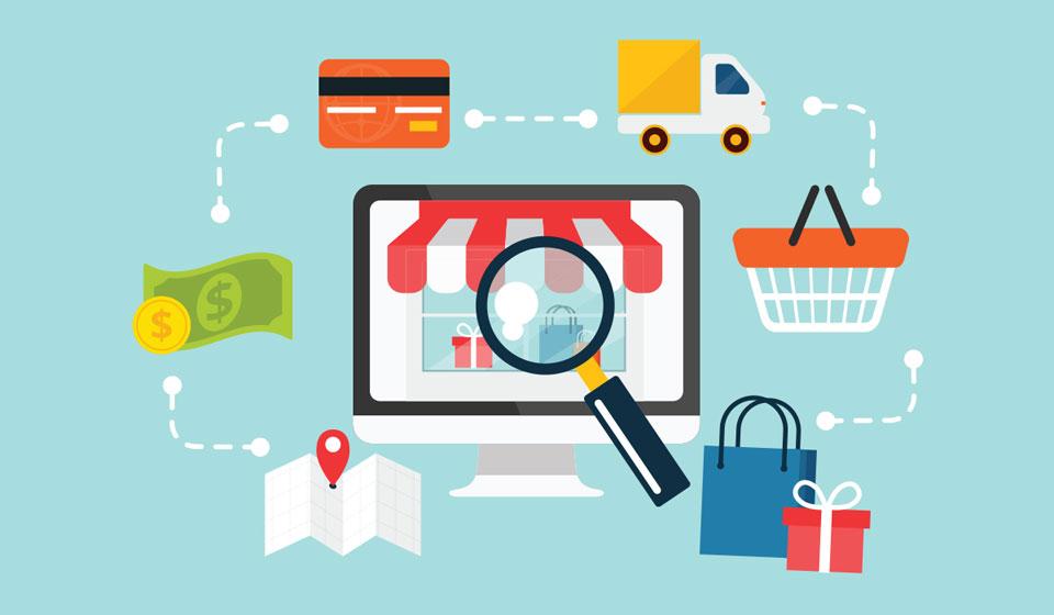 Дизайн на онлайн магазини