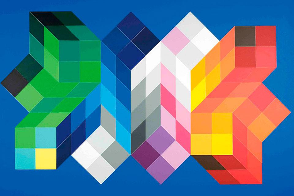 Оптични илюзии и невъзможна геометрия
