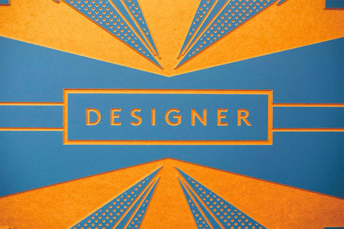Портфолио на дизайнера