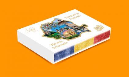 Кутия за шоколадови бонбони