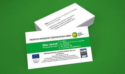 Визитка на Иван Чанков